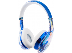 Monster DiamondZ On-Ear, Universal CT, Clear Blue (MNS-137028-00)