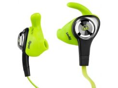 Monster iSport Intensity In-Ear Headphones Apple ControlTalk Intensity Green