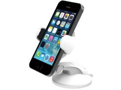 iOttie Car and Desk Holder Easy Flex 3 Stand White (HLCRIO108WH)