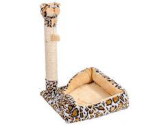 Дряпка Природа Кошка-лежак (4820157402542)