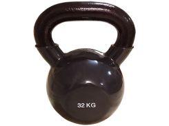 Гиря Spart виниловая 32 кг (DB2174-32)