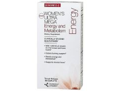Gnc Women's Ultra Mega Energy and Metabolism 180 caps