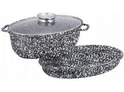 Гусятниця + сковородка Klausberg 7367 Kb 8,0л