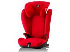 Автокресло BRITAX-ROMER Kidfix Sl Black Series Fire Red (2000030851)