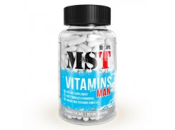 Mst Nutrition Vitamins for Man 90 caps