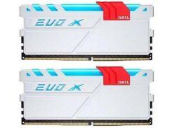 Geil DDR4 2x8Gb 2400MHz Evo X White RGb Led (GEXG416Gb2400C16DC)