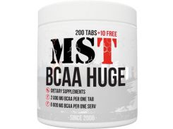 Mst Nutrition Bcaa Huge 210 tabs