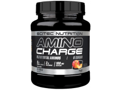 Scitec Nutrition Amino Charge 570 g /30 servings/ Peach
