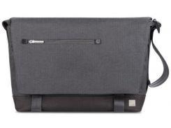 "Moshi Aerio Messenger Bag Herringbone Grey (99MO082051) for MacBook Pro 15"""