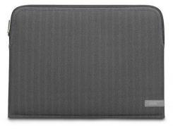 "Moshi Pluma Designer Laptop Sleeve Herringbone Grey (99MO104051) for MacBook 13"""