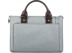 """Moshi Urbana Mini Slim Handbag Sky Blue (99MO078501) for MacBook 12"""""""