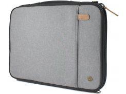 "Pkg Laptop Sleeve Light Grey (LS01-13-DRI-LGRY) for MacBook 13"""