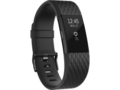 Fitbit Charge 2 Black/Gunmetal Small