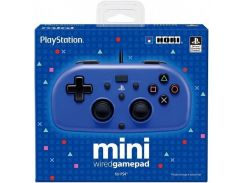 Hori Mini Wired for PS4 Blue
