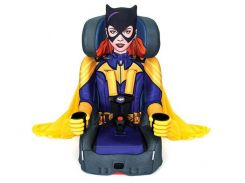 Автокресло KidsEmbrace (1/2/3) Dc Comics Batgirl (3001BTGUKR)
