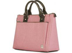 "Moshi Urbana Mini Slim Handbag Coral Pink (99MO078303) for MacBook 12"""