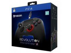 Nacon Revolution Pro Controller V2 for PS4 Black