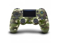 Sony DualShock 4 Green Camouflage (Version 2)