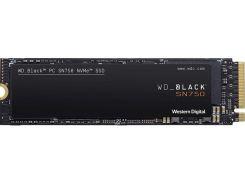 Wd Black SN750 Nvme Ssd 250 Gb (WDS250G3X0C)