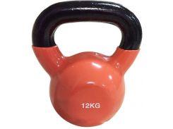 Гиря Spart виниловая 12 кг (DB2174-12)