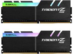 G.Skill 16 Gb (2x8GB) DDR4 3200 MHz Trident Z Rgb (F4-3200C16D-16GTZR)