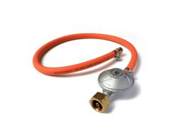 Регулятор газа (редуктор) и шланг, 30 мбар Y0080024 GRANDHALL