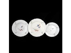 Набор тарелок 18пр./6п . ( 19 ) Constance 00000003643 THUN