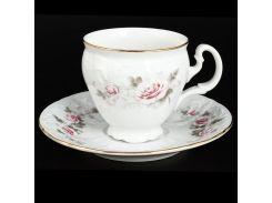Чашка с блюд . выс. н / н 115 ( 90мл ) 12пр./6п . bernadotte 00000000567 THUN