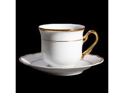 Чашка с блюдцем 135 ( 160мл ) 12пр./6п . constance 00000000380 THUN