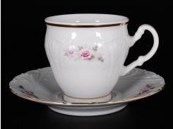 Чашка с блюд . выс. н / н 140 ( 170мл ) 12пр./6п . bernadotte 00000002195 THUN