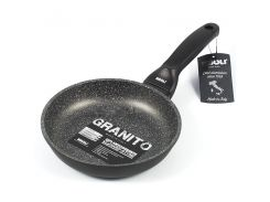 """Сковорода """"Granito"""" бак. ручка, диам.20см 00103GR/20HS RISOLI"""