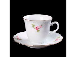 Чашка с блюдцем 135 12пр./6п . menuet 00000000141 THUN
