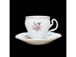Чашка с блюд . выс. н / н 115 ( 90мл ) 12пр./6п . bernadotte 00000002973 THUN