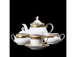 Чайный сервиз 17пр./6п . constance 00000000457 THUN