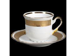 Чашка с блюдцем 135 ( 160мл ) 12пр./6п . constance Thun фарфор 00000000462