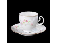 Чашка с блюд . выс. н / н 140 ( 170мл ) 12пр./6п . bernadotte Thun фарфор 00000000627