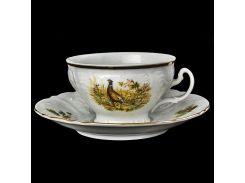 Чашка с блюд . нс. н / н 155 ( 205мл ) 12пр./6п . bernadotte Thun фарфор 00000002009