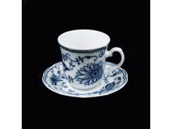 Чашка с блюдцем выс. 120 (100 мл ) natalie Thun фарфор 00000003615