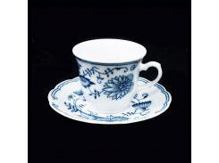 Чашка с блюдцем выс. 135 ( 145мл ) natalie Thun фарфор 00000003616