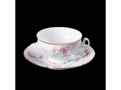 Чашка с блюд . нс. н / н 155 ( 205мл ) 12пр./6п . bernadotte Thun фарфор 00000001088