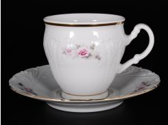 Чашка с блюд . выс. н / н 140 ( 170мл ) 12пр./6п . bernadotte Thun фарфор 00000002195