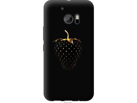Чехол на HTC 10 Черная клубника (3585u-464-22700)