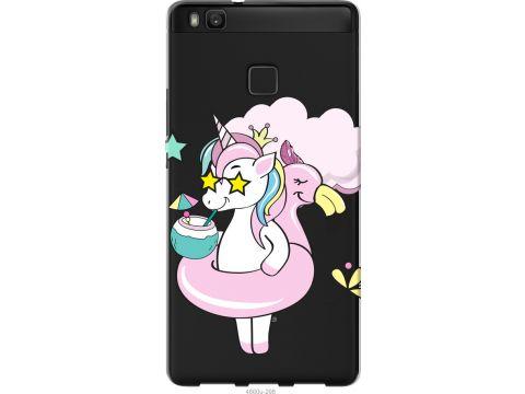 Чехол на Huawei P9 Lite Crown Unicorn (4660t-298-22700)