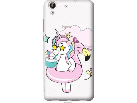 Чехол на Huawei Honor 5A Crown Unicorn (4660u-456-22700)