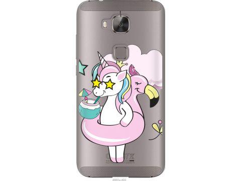Чехол на Huawei G8 Crown Unicorn (4660u-493-22700)