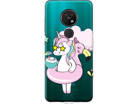 Чехол на Nokia 6.2 Crown Unicorn (4660u-2018-22700)