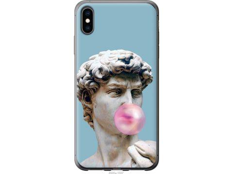 Чехол на iPhone XS Max Микеланджело (4500u-1557-22700)