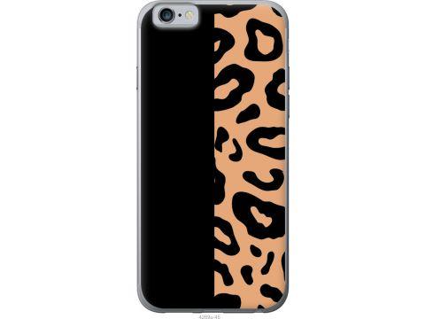 Чехол на iPhone 6s Пятна леопарда (4269u-90-22700)