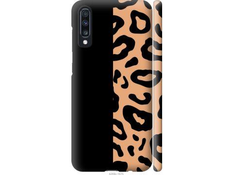 Чехол на Samsung Galaxy A70 2019 A705F Пятна леопарда (4269m-1675-22700)