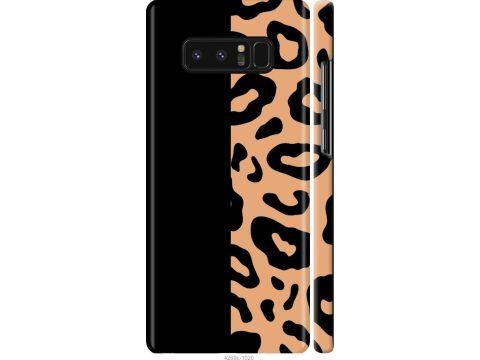 Чехол на Samsung Galaxy Note 8 Пятна леопарда (4269m-1020-22700)